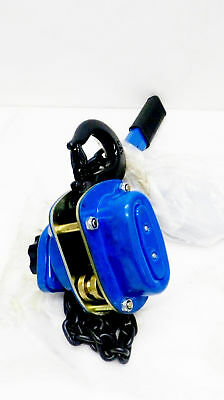 Lever Operated Chain Hoist 3000 lb Capacity 5' Foot Lift 74385568