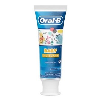 Oral B Baby Toothpaste Winnie The Pooh Age 0-2 years