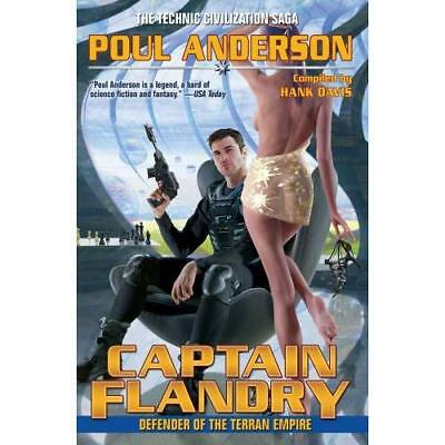 Captain Flandry: Defender of the Terran Empire - Mass Market Paperback NEW Poul