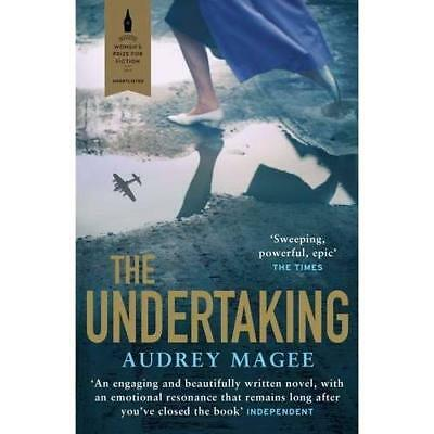 The Undertaking - Paperback NEW Audrey Magee(Au 2014-09-04