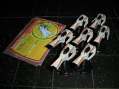 Star Wars Micro Starship Battles Lot SoroSuub Patrol fighter X7 24/60 Machines