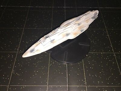 Star Wars Starship Battles Mon Calamari Cruiser Home One MC80A 2/60 Space Ship