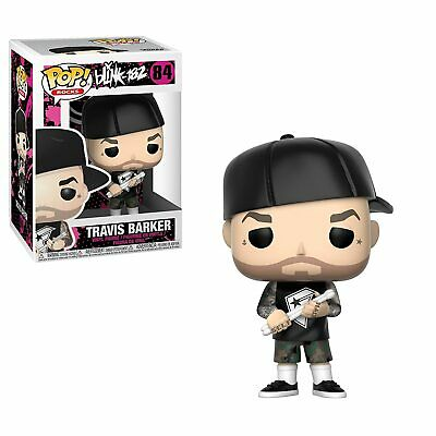 Funko Pop Rocks: Blink 182 - Travis Barker Vinyl Figure