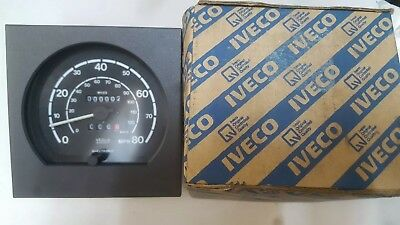 IVECO Bus Coach Lorry Truck Speedo Head ODO 98474448 DENNIS NEW