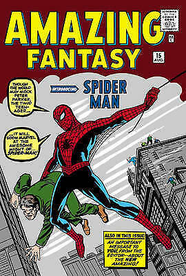 The Amazing Spider-Man Omnibus, Volume 1 by Lee, Stan -Hcover