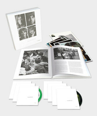 The Beatles - The Beatles (The White Album) [New CD] With Blu-Ray, Boxed Set