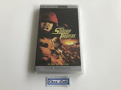Starship Troopers - UMD Video - Sony PSP - FR/EN - Neuf Sous Blister