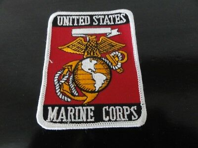 United States Marine Corps Embroidered Badge