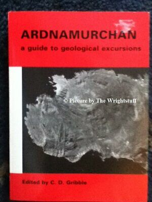 Ardnamurchan: Guide to Geological Excursions Paperback Book The Cheap Fast Free