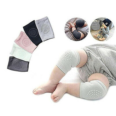 1pair Unisex Baby Infant Toddler Crawling Knee Pads Safety Cushion Pad Protector