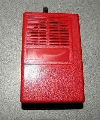 Motorola Minitor II Pager RED Case Housing NHN8068A - New OEM