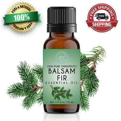 Balsam Fir Essential Oil 10 ml 100% Pure & Natural Therapeutic Grade
