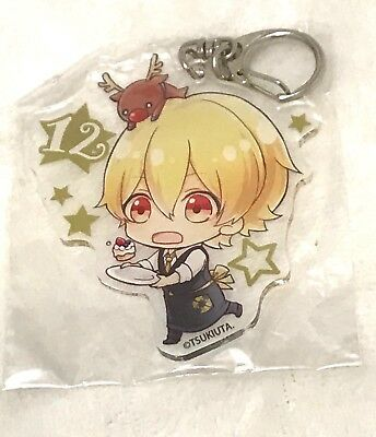 Tsukiuta, Band Idol Unit Six Gravity, Shiwasu Kakeru Christmas Acrylic Keychain