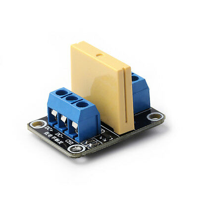 Channel SSR Solid State Relay low Trigger 5A 12V For Arduino UNO R3