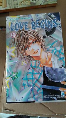LOVE BEGINS n.8 - STAR COMICS
