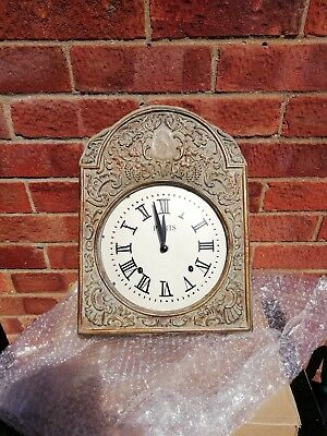 Grandfather Clock Face Mantle Clock