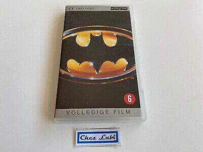 Batman (Tim Burton) - UMD Video - Sony PSP - EN/GER