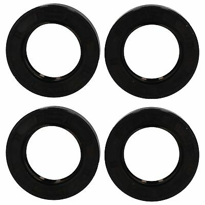 Trailer Bearing Hub Metric Oil Seal ID 30mm x OD 52mm x W 7mm Rubber Sprung