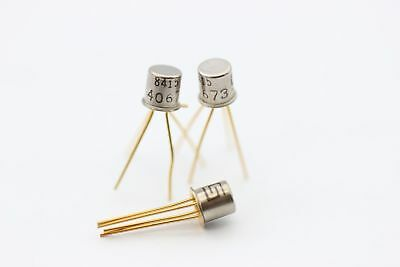 40290 GOLD RCA TRANSISTOR NOS( New Old Stock) 1PC C351U9F061118