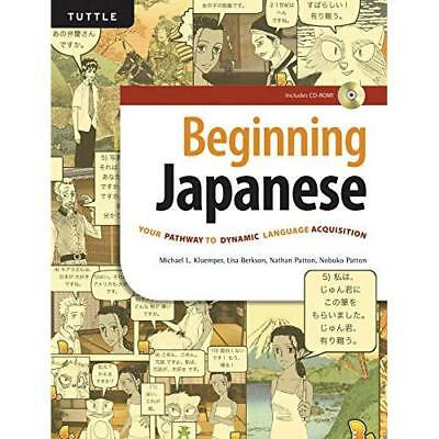 Beginning Japanese: Your Pathway to Dynamic Language Ac - Hardcover NEW Michael