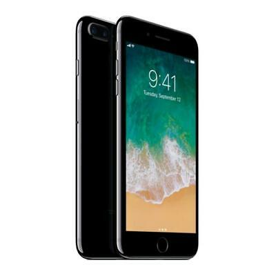 Apple iPhone 7 Plus - 256GB - Jet Black - Factory Unlocked; AT&T / T-Mobile