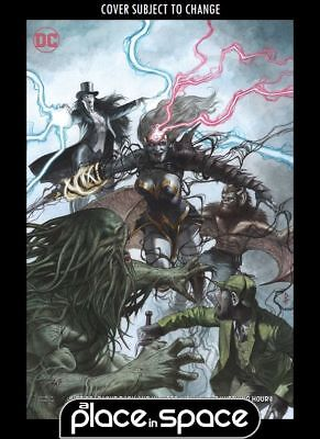 Justice League Dark & Wonder Woman - Witching Hour #1B -Frederici Variant (Wk44)