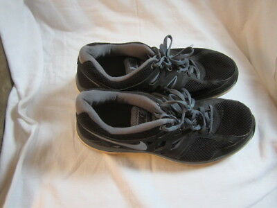 eed780d0536 Preowned Men s Size 11 Black NIKE Dual Fusion Running Shoes Sneakers  599513-002