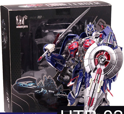 New Transformers Unique toys UT R-02 OP Challenger Optimus Prime Gokin instock