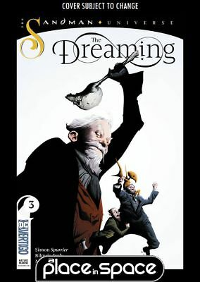 The Dreaming, Vol. 2 #3 (Wk45)