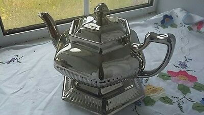 Vintage Royal Sutherland Lustreware Tea Pot