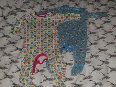 Boots mini club sleepsuit 6-9months