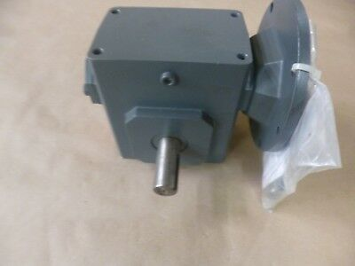 "Morse Raider, 206Q56L50, 50:1, 35 RPM, 2.06""CD, (L) Left Hand Output Gearbox"