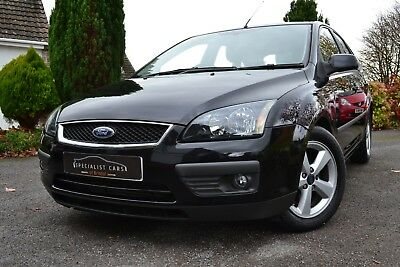 Ford Focus 1.8 TDCi Zetec Climate 5dr 2007/07  * FINANCE AVIALABLE *