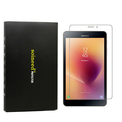 {1-3 Pack} SOINEED® Samsung Galaxy Tab A 8.0 T380 T385 Tempered Glass Protector