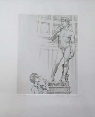 XMAS SPECIAL! Three Limited Ed Charles Bragg Etchings for the Price of Two!