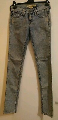 121fafd8d76 WOMANS FRENCH CONNECTION Dark Denim Skin Tight Jeans Size 14 - £5.00 ...