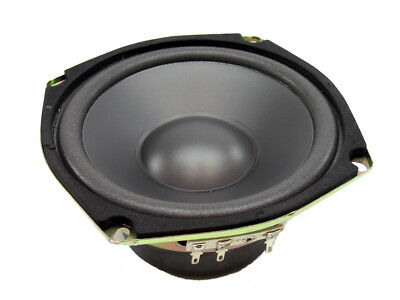 "5.25"" Poly Cone Woofer, Nwx-516-8Sq, 70 Watts, 8 Ohms, Closeout"