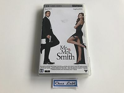 Mr & Mrs Smith (Brad Pitt, Angelina Jolie) - UMD Video - Sony PSP - FR/EN