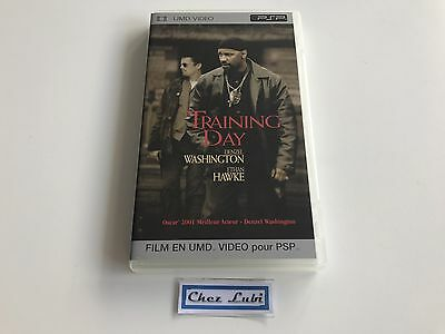 Training Day (Denzel Washington, Ethan Hawke) - UMD Video - Sony PSP - FR/EN