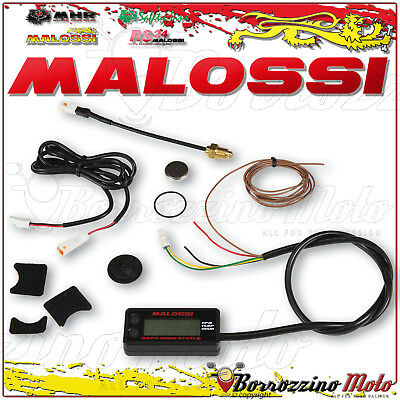 Malossi 5817540B Instrumentation Hour Meter / Turns Temp Piaggio Zip Sp 50 2T Lc