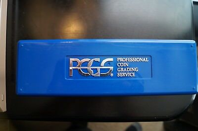 Pcgs Storage Box Used Good Condition
