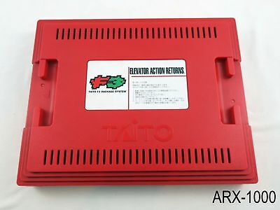 Elevator Action Returns Arcade Board Taito F3 System Jamma PCB US Seller