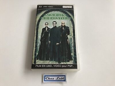 Matrix Reloaded - UMD Video - Sony PSP - FR/EN