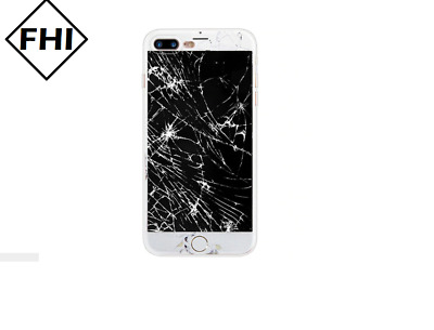 Broken phone case for Apple iPhone X Chirstmas Gift