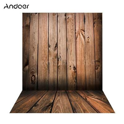 Andoer 1.5*2m Big Photography Background Backdrop Classic Fashion Wood P9Q6
