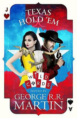 Texas Hold 'em by George R.R. Martin (English) Paperback Book Free Shipping!