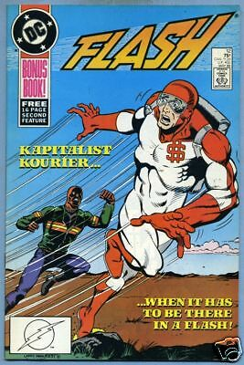 Flash #12 1988 Wally West DC Comics