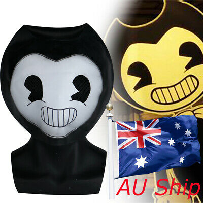 Bendy And The Ink Machine Role Play Mask Halloween Party Fancy Cosplay Props