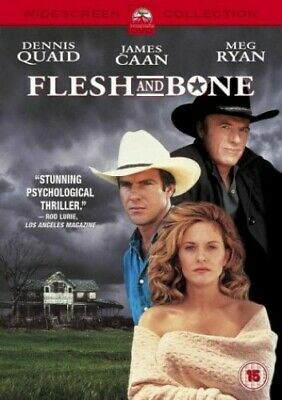Flesh And Bone [DVD] - DVD  XIVG The Cheap Fast Free Post
