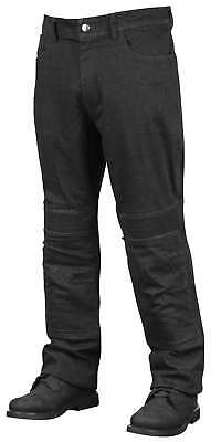 Speed and Strength Men's Rage With The Machine Leather Denim Pant Closeout